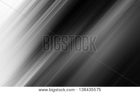 Horizontal Black And White Business Presentation Background Back