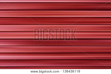 Horizontal vibrant vivid red abstract wood siding texture background backdrop