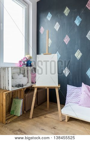 Little Artist Room