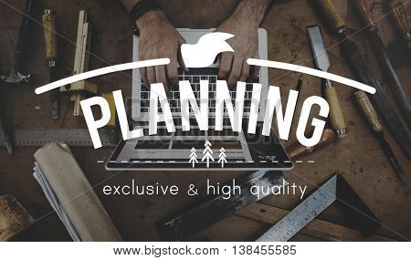Project Plan Planning Strategy Target Concept