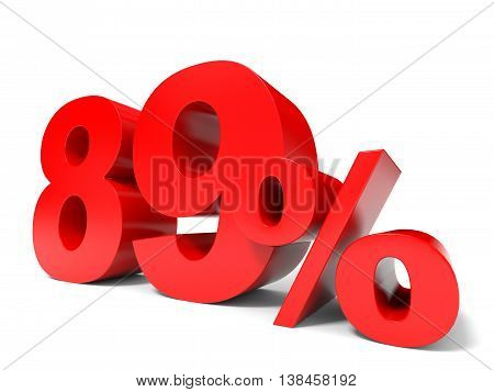 Red Eighty Nine Percent Off. Discount 89%.