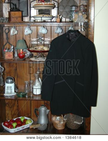 The Groom'S Jacket