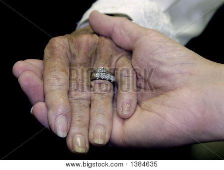 Caring Hands I