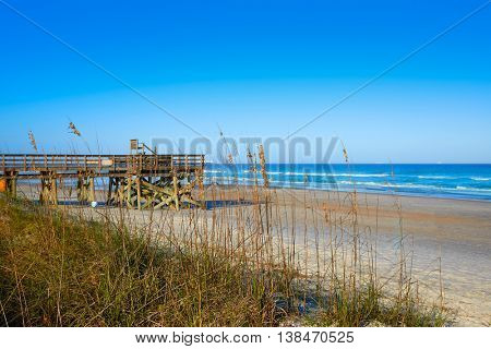 Atlantic Beach in Jacksonville East of Florida USA US