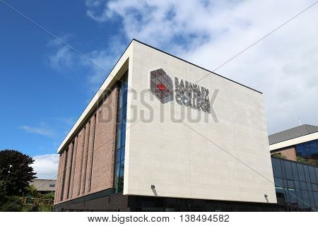 Barnsley Sixth Form College