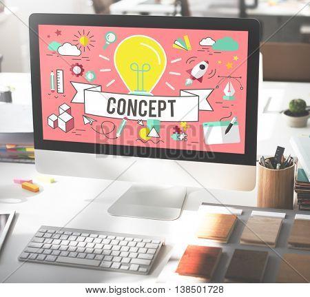 Conceptualize Ideas Creative Inspire Imagination Concept