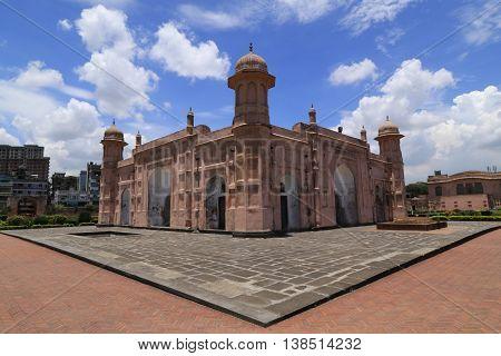 Mausoleum of Bibipari in Lalbagh fort Dhaka