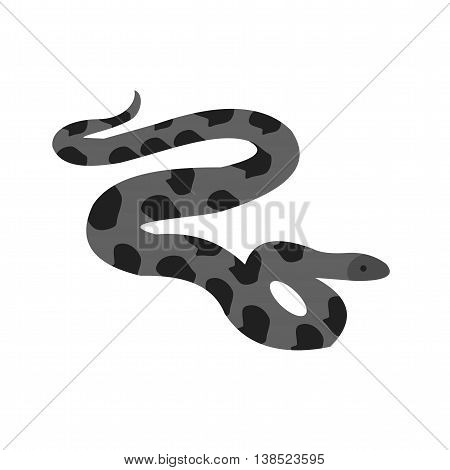 Snake, cobra, king icon vector image. Can also be used for pet shop. Suitable for mobile apps, web apps and print media.
