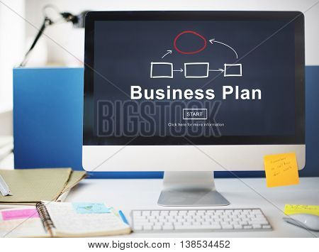 Action Plan Strategy Vision Tactics Objective Concept