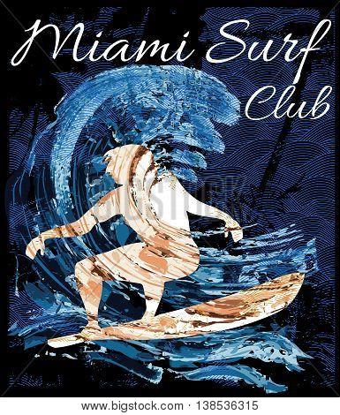 Miami Beach Wind Surfing fashion style new trend