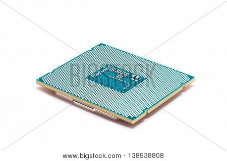 Powerful Central Processor