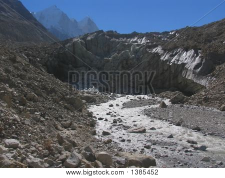 Gaumukh - Source Of Sacred Ganga