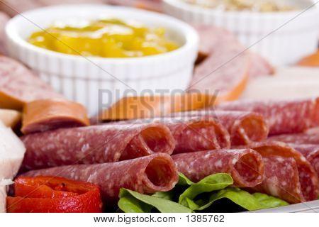 Platter04 de carne