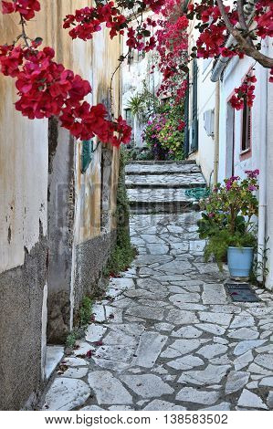 Corfu Greek Village