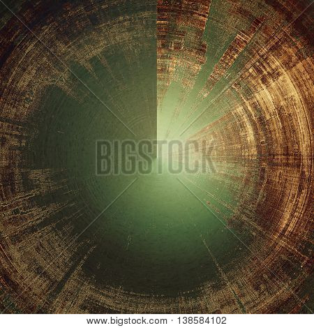 Spherical grunge texture, detailed macro closeup, vintage composition. With different color patterns: yellow (beige); brown; gray; black; green
