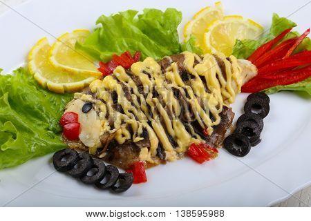 Tilapia Fish Fillet