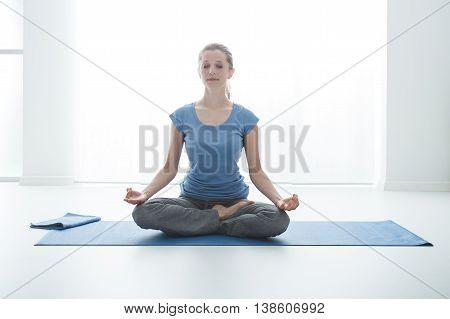 Lotus Pose
