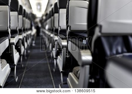 Airline Aisle Seats