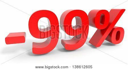 Discount 99 Percent Off Sale.