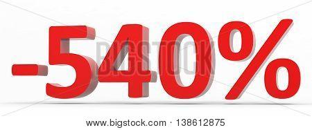 Discount 540 Percent Off Sale.