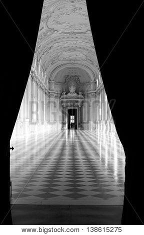Luxury Palace Interior