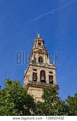 Mezquita-catedral De Cordoba, Cordoba, Andalusia, Spain