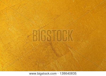 shiny golden background texture.