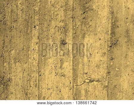 Concrete Background Sepia