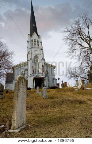 Church Grave Yard