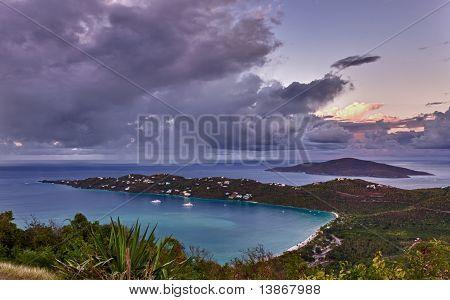 Magens Bay On St Thomas Usvi
