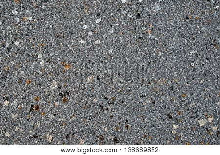 Dark gray stone wall texture pattern or background
