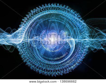 Digital Central Wave