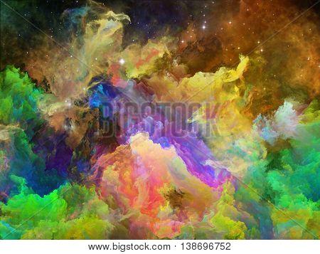 Beyond Space Nebula