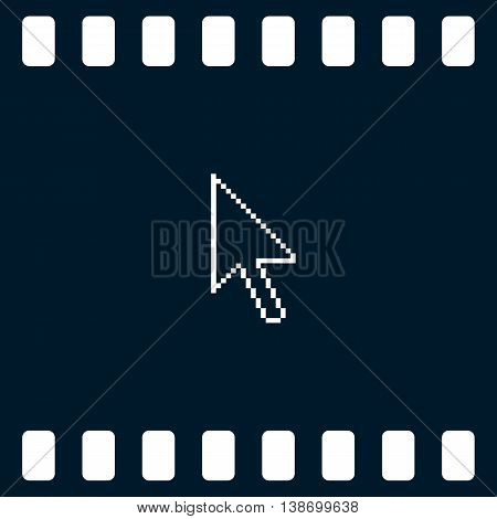 Vector Arrow Cursor Icon