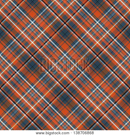 Checkered seamless pattern of interwoven multi-colored thin strips. Motley abstract symmetrical pattern. Template for fabrics, wallpaper. Vector eps10