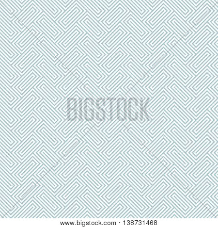 Seamless pattern. Classical stylish texture. Regularly repeating geometrical ornament with stripes rectangles zigzags. Vector element of graphic design