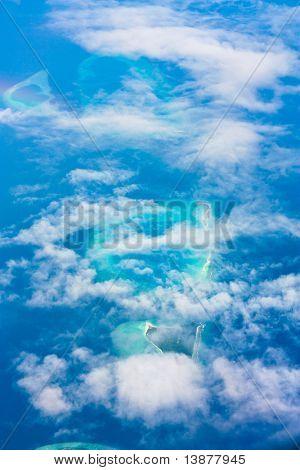 Island Sea Blue