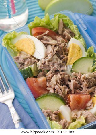 Tuna Salad Lunch Box
