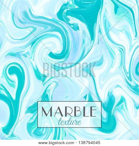Marble texture. Abstract colorful background. Vector illustration eps10.