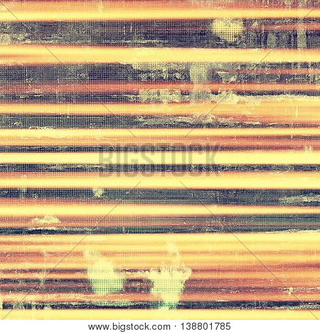 Grunge vintage template or antique background with different color patterns: yellow (beige); brown; red (orange); purple (violet); pink