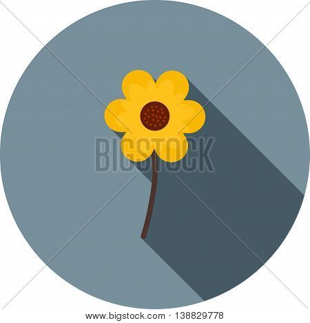 Flower, planting, pot icon vector image. Can also be used for seasons. Suitable for mobile apps, web apps and print media.