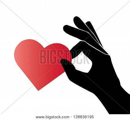 Hand Pick The Heart