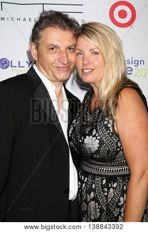 LOS ANGELES - JUL 16:  Guest, DeeDee Cortese at the HollyRod Presents 18th Annual DesignCare at the Sugar Ray Leonard's Estate on July 16, 2016 in Pacific Palisades, CA