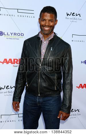LOS ANGELES - JUL 16:  Ben Patterson at the HollyRod Presents 18th Annual DesignCare at the Sugar Ray Leonard's Estate on July 16, 2016 in Pacific Palisades, CA
