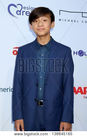 LOS ANGELES - JUL 16:  Forrest Wheeler at the HollyRod Presents 18th Annual DesignCare at the Sugar Ray Leonard's Estate on July 16, 2016 in Pacific Palisades, CA
