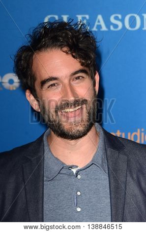 LOS ANGELES - JUL 14:  Jay Duplass at the Gleason LA Premiere Screening at the Regal 14 Theaters at LA Live on July 14, 2016 in Los Angeles, CA