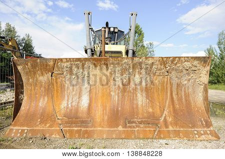 The Shovel Excavator.