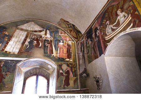 Palazzo Comunale, San Gimignano, Italy