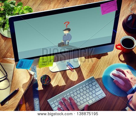 Vacancy Career Recruitment Available Job Work Concept
