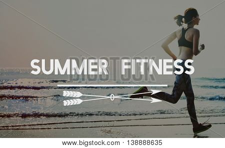 Exercise Sport Workout Wellness Wellbeing Concept